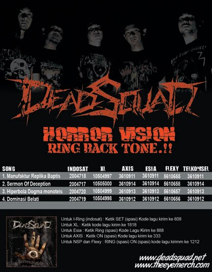 Dimensi keterasingan by deadsquad | reverbnation.