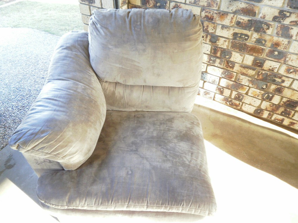 Diamond Carpet Cleaning News Suede Lounge Suite Clean