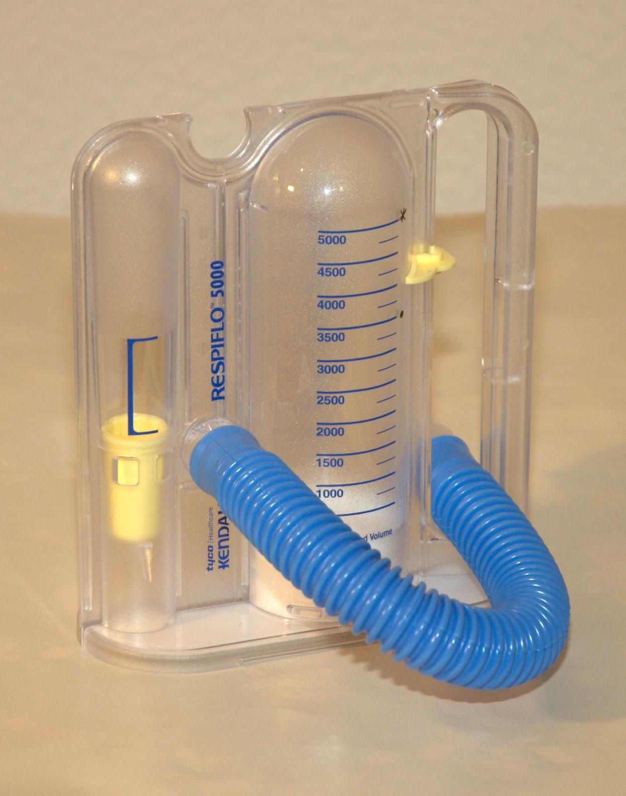 atemübungen für lungenvolumen nach op