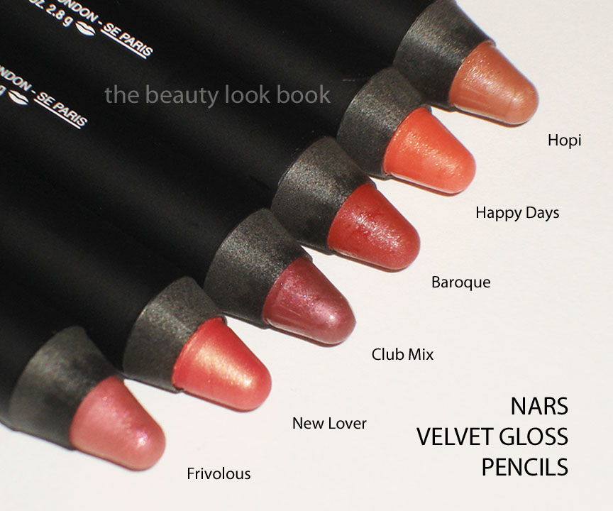 Lip pencil chubby glossy