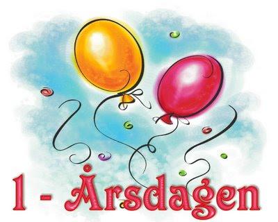 grattis på 1års dagen Flugfiske i Årefjällen: 1 års dag grattis på 1års dagen