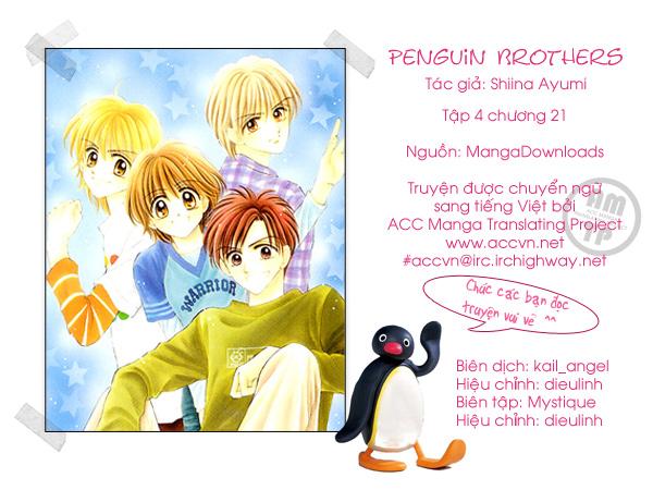 Penguin Brothers chap 21 - Trang 1