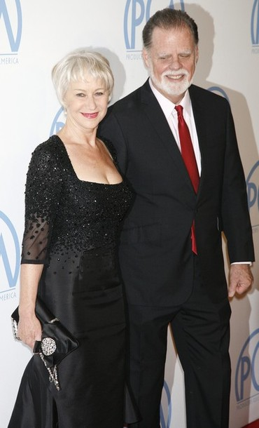 Helen Mirren & Meryl Streep