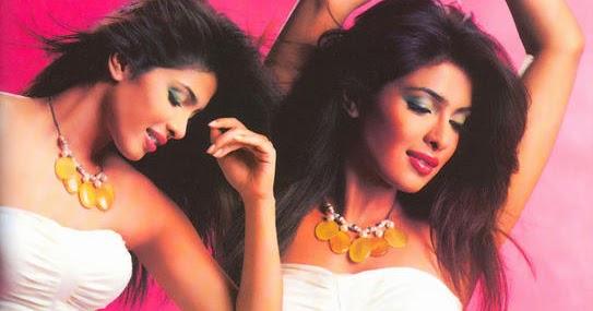 Indian Hot Actress: Priyanka Chopra With Her Seducing