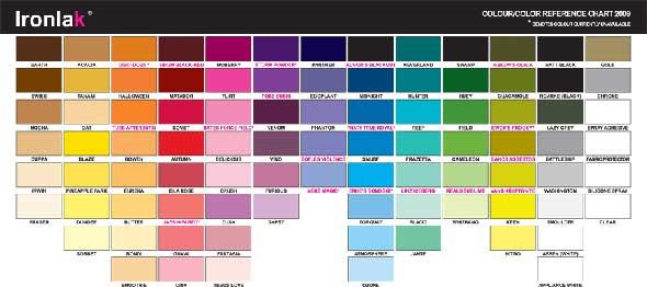Muestrario De Colores Para Pintar Paredes Interior Paint Colors The - Carta-colores-pintura-pared