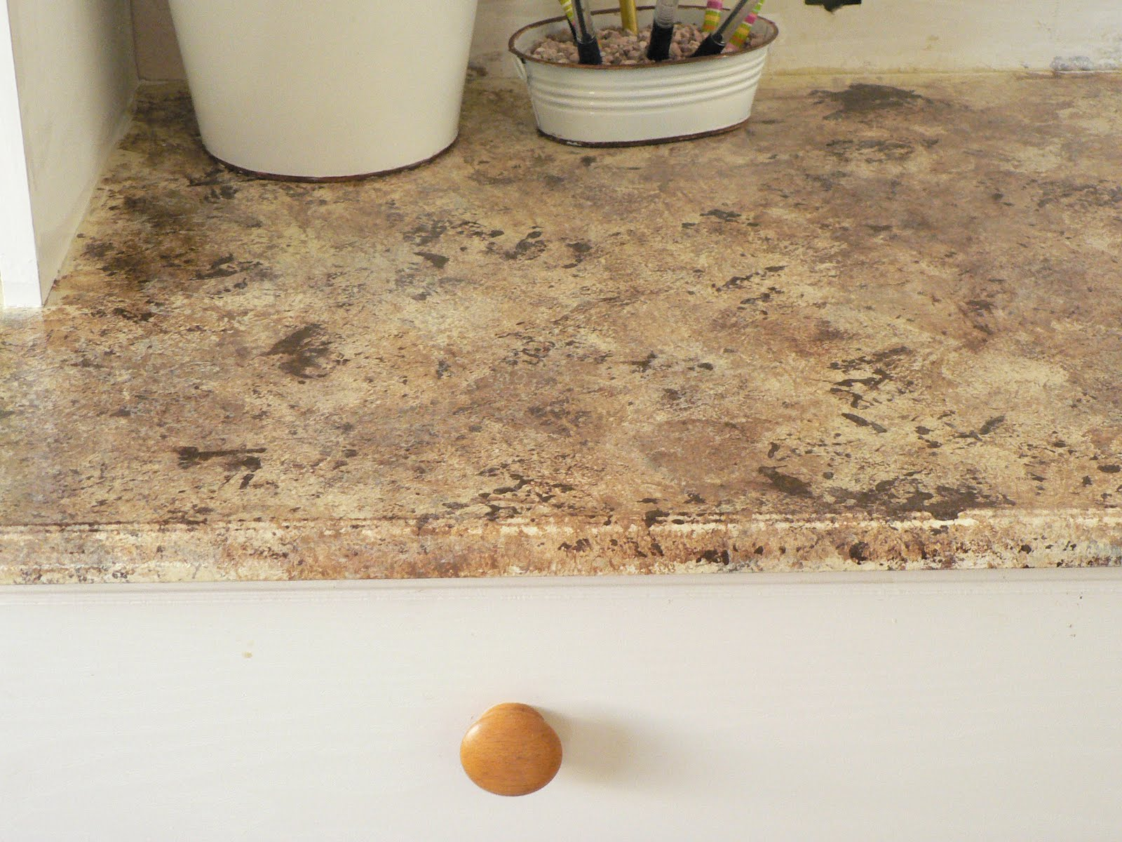 painted laminate countertops - photo #3