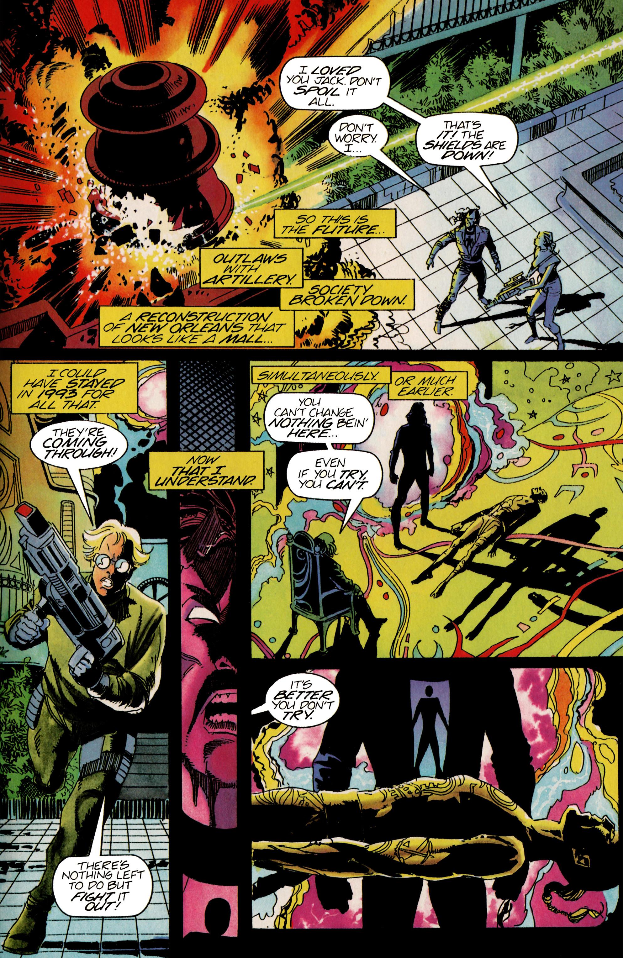 Read online Shadowman (1992) comic -  Issue #21 - 13