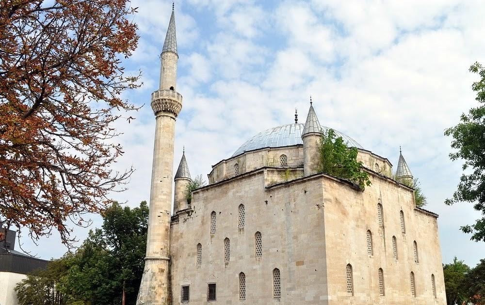 """Джамията """"Ибрахим паша"""""""