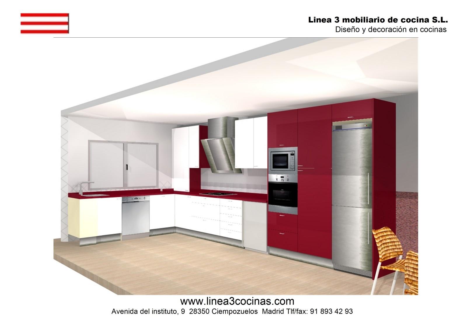 Programas de dise o de cocinas for Programa diseno cocinas 3d