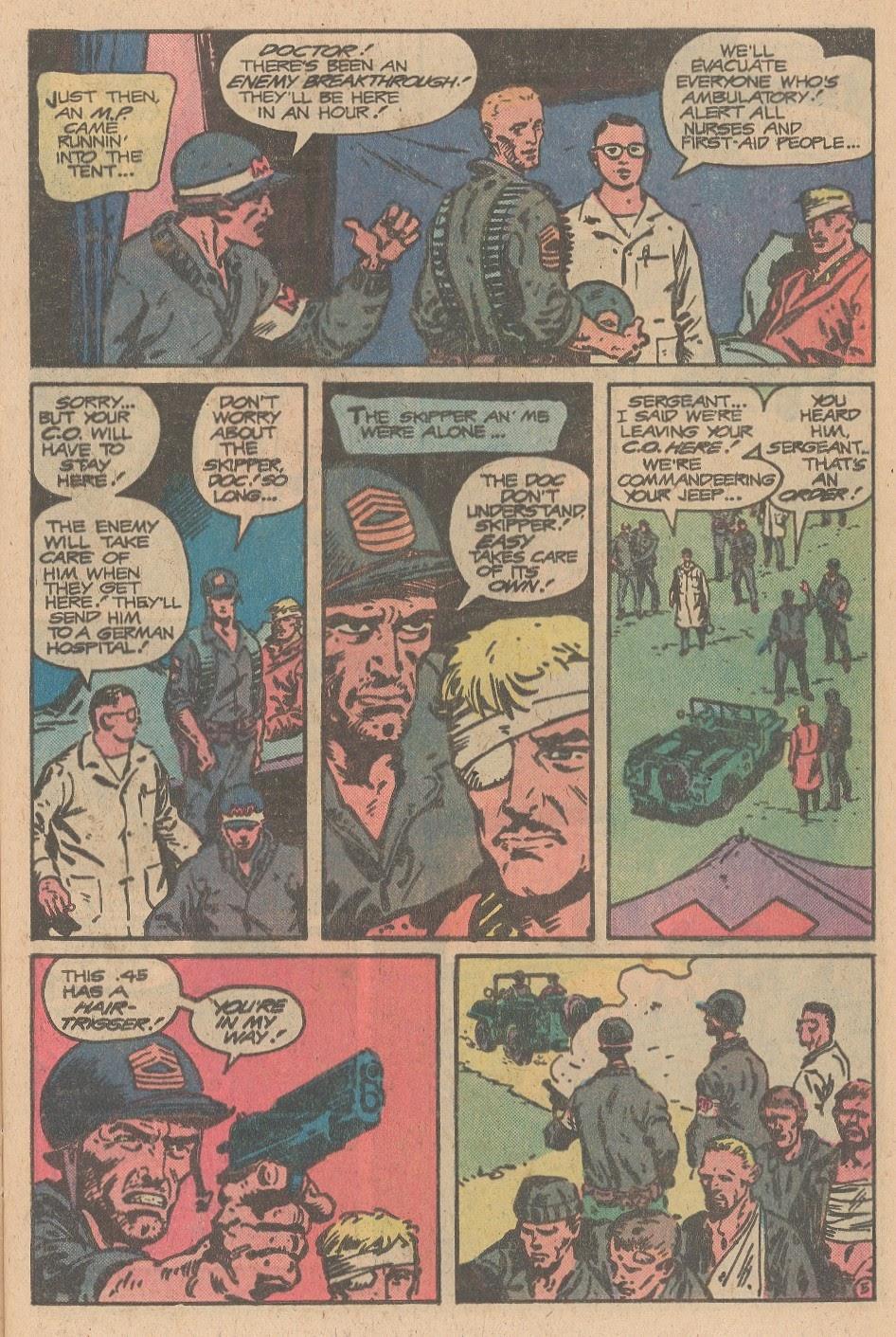 Read online Sgt. Rock comic -  Issue #347 - 6
