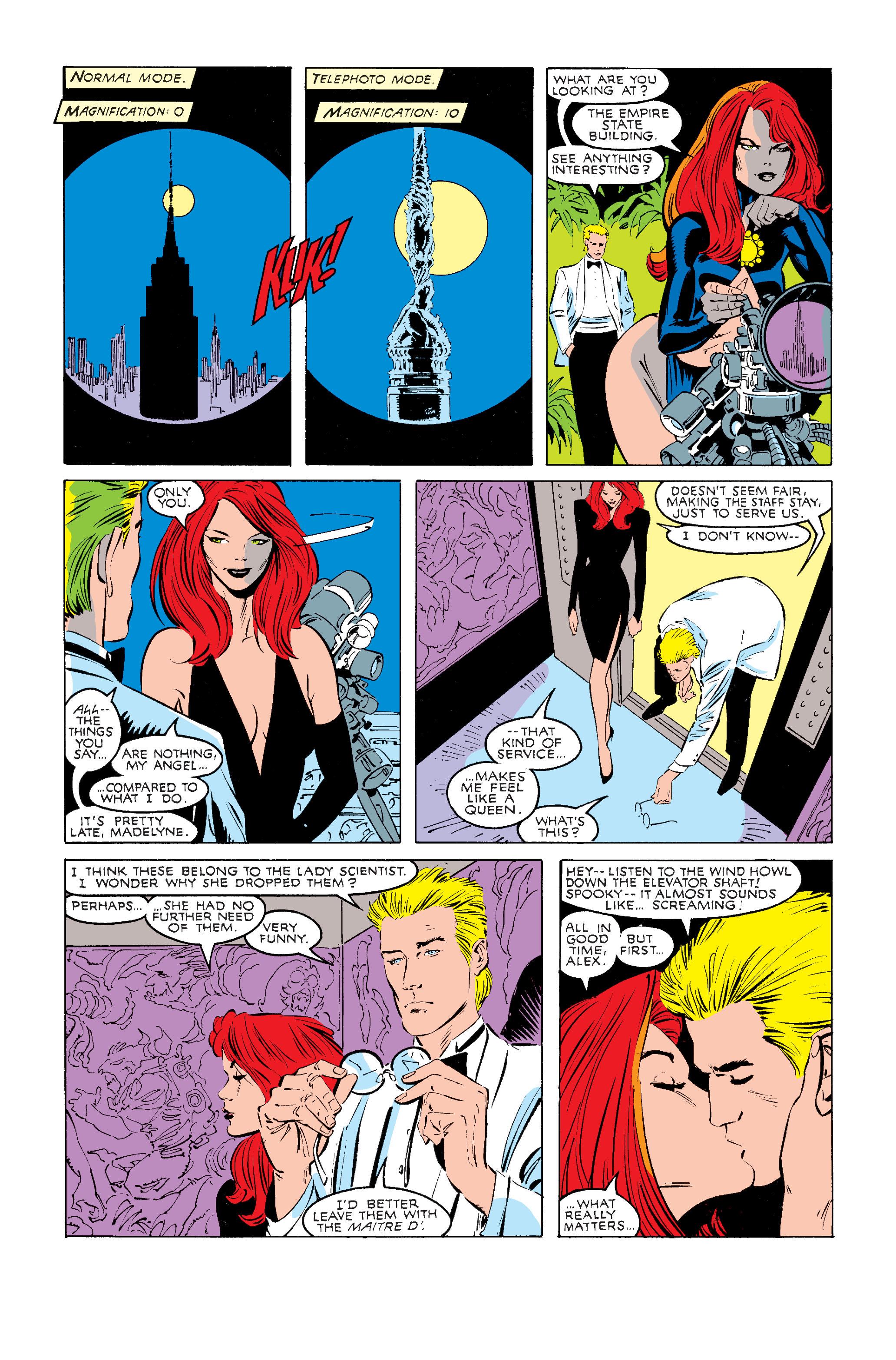 Read online Uncanny X-Men (1963) comic -  Issue #240 - 6