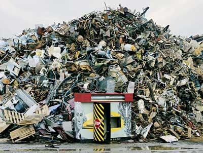 industri sampah, perluas industri sampah, kitar semula sampah