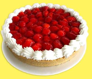 Resultado de imagen para tarta de frutilla
