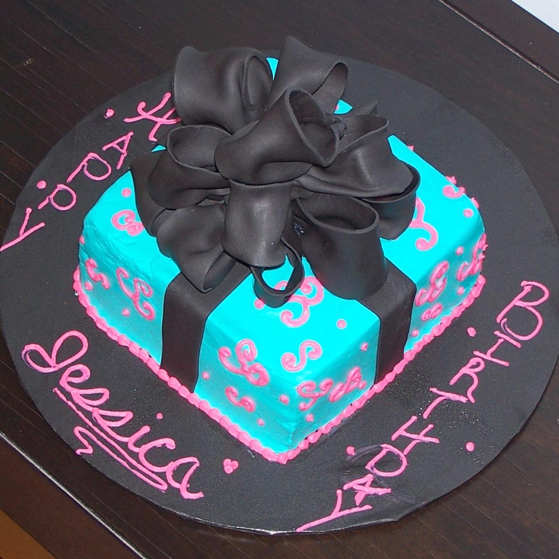 Sweet Baby {Mason} James: Surprise Birthday Cakes