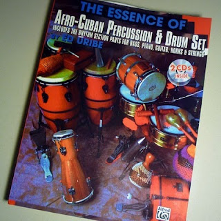 the essence of afro cuban percussion and drum set