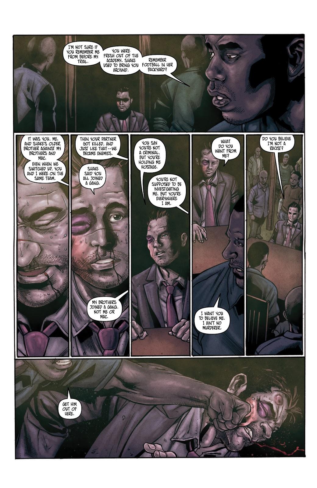 Read online Vindication comic -  Issue #3 - 13