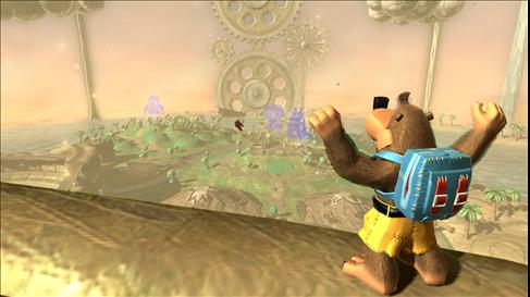 SuperPhillip Central: RE: Banjo-Kazooie: Nuts and Bolts (360)