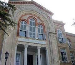 The Holy Theological School of Halki, Turkey
