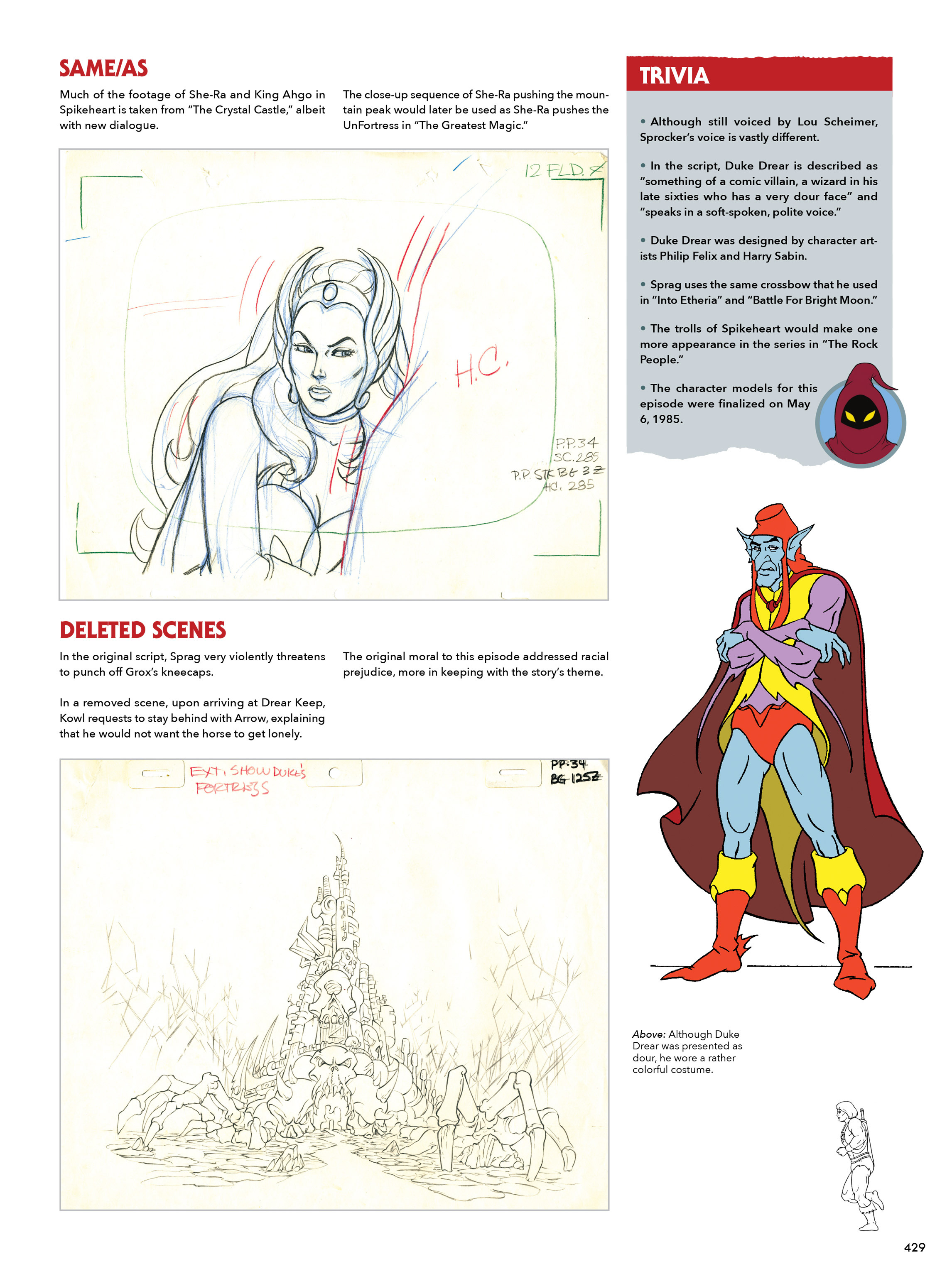 Read online He-Man and She-Ra: A Complete Guide to the Classic Animated Adventures comic -  Issue # TPB (Part 3) - 30