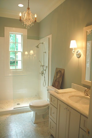 bathroom paint colors 2014 modern country style bathroom in farrow and light 16344