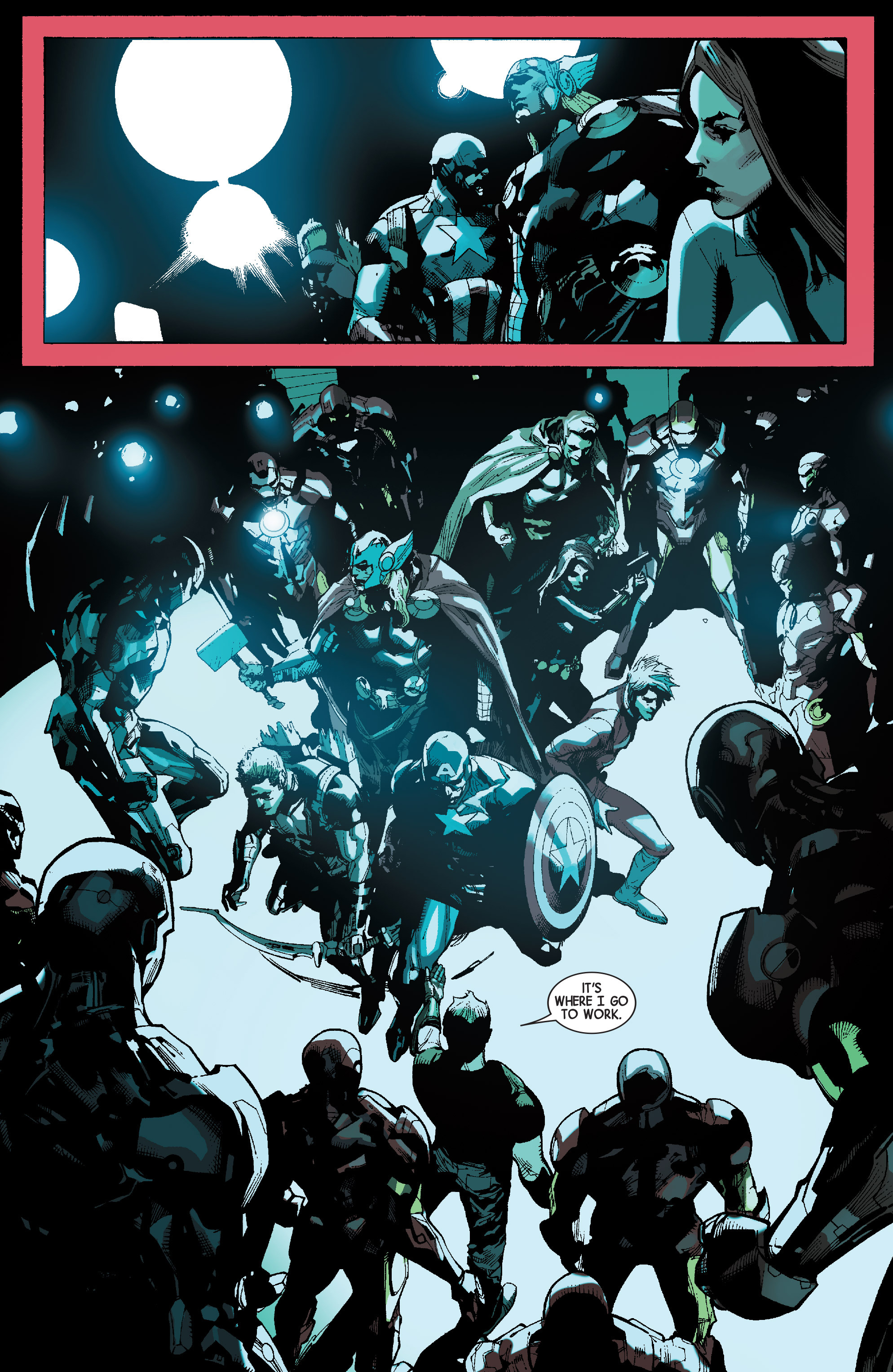 Read online Avengers (2013) comic -  Issue #29 - 24
