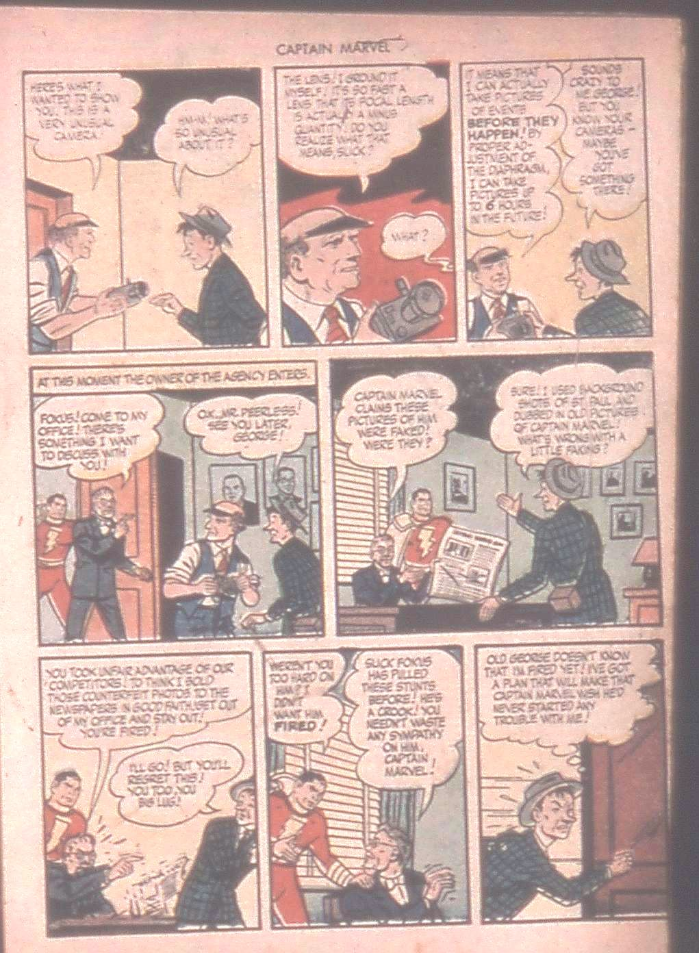 Captain Marvel Adventures issue 42 - Page 7