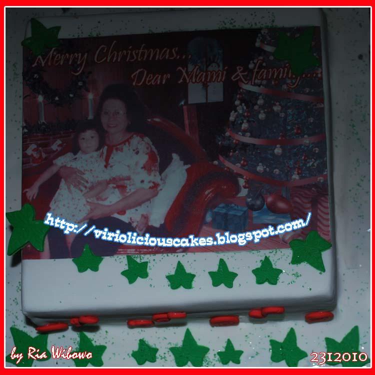 Doraemon Chocolate Cake