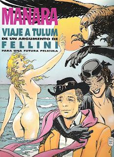 Viaje a Tulum Fellini