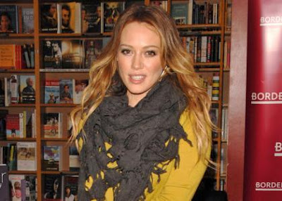 Hilary Duff, World AIDS Day, Entertainment