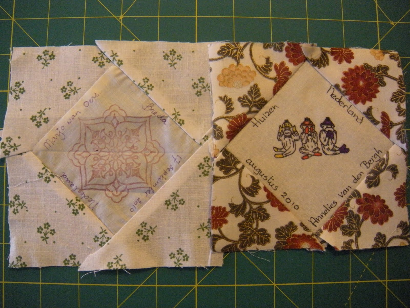 Quilts And Siggies.Quilts And Boxes You Ve Got Mail