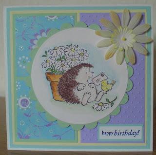 Helen S Craft Haven Happy Birthday Uma