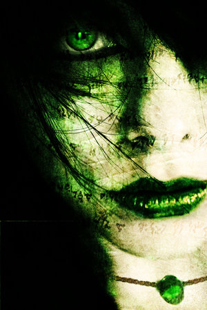 Jealousy the green eyed monster