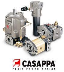 Bombas y Motores Hidráulicos CASAPPA