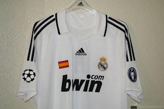 696bfd76541 The Football Kit Room  2008-09 Real Madrid Kits
