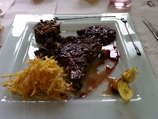 Chuletas de corzo receta gallega shealf 39 s blog for Corzo con patatas