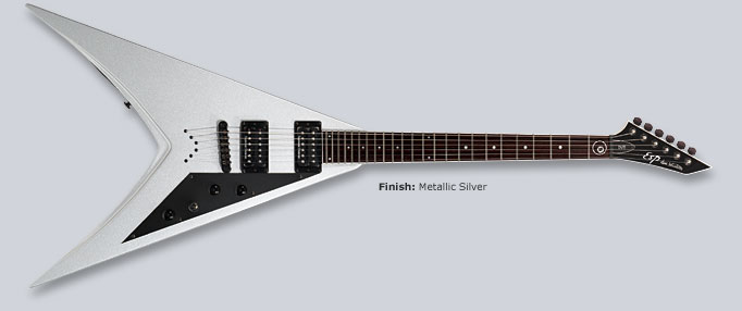 Mustaine Guitar on Dave Mustaine Seymour Duncan