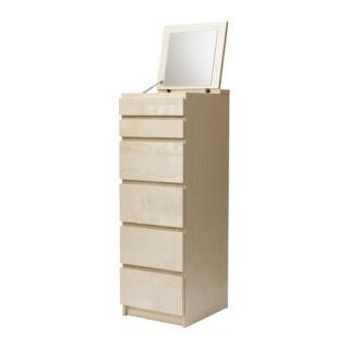 Malm Ladekast Van Ikea.Marijke S Beautyblog Ikea Malm Ladekast