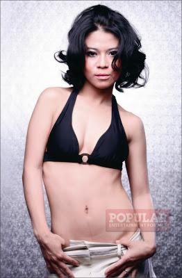 Eva Januariza sexy girls popular 2008