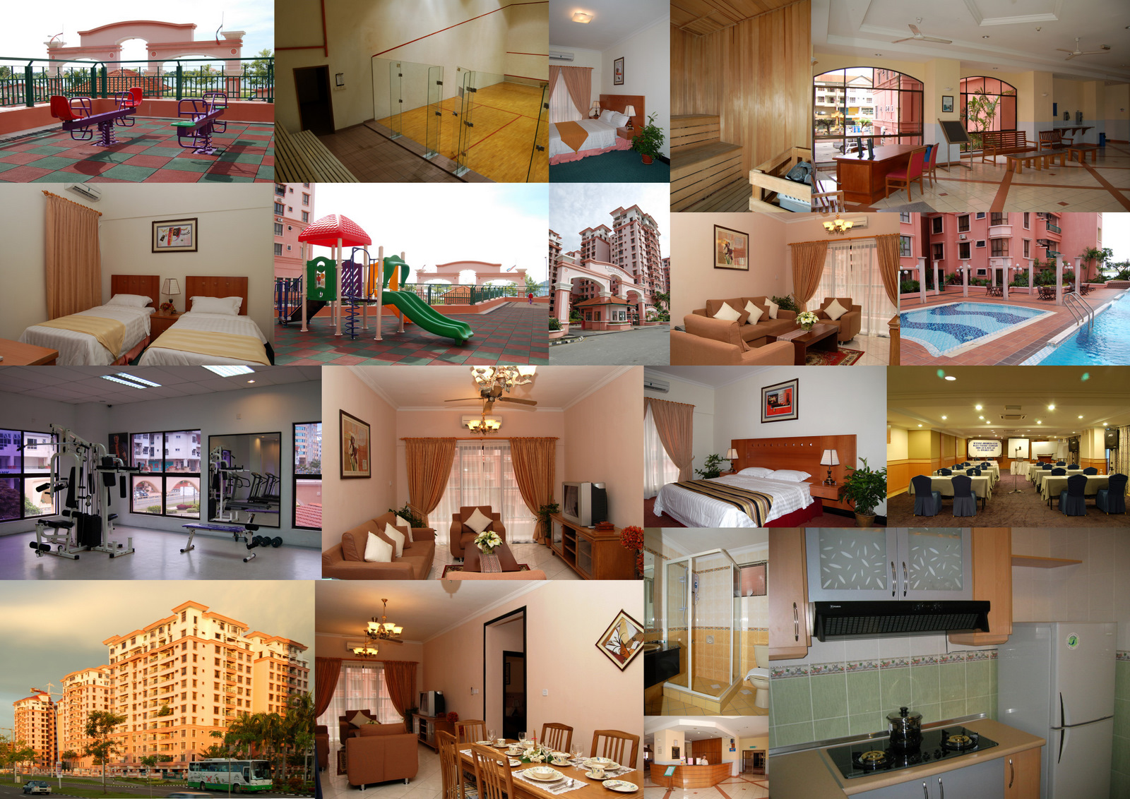 Marina Court Resort Inium