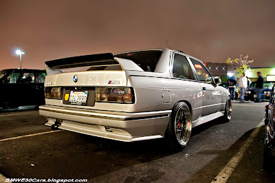 Bmw E30 Cars E30 M3 Turbo Steve Dinan