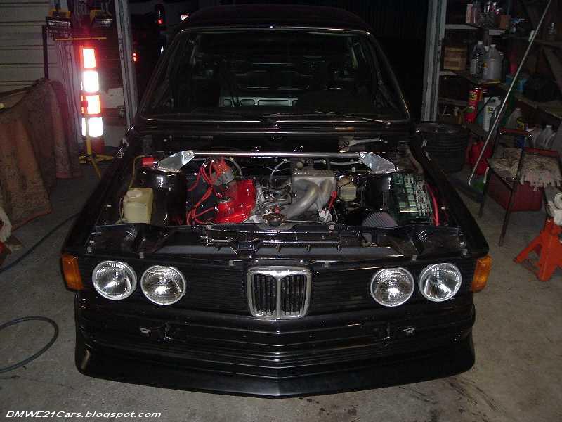 Bmw E21 Cars E21 320i Turbo