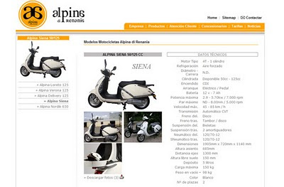 Scooters Alpina