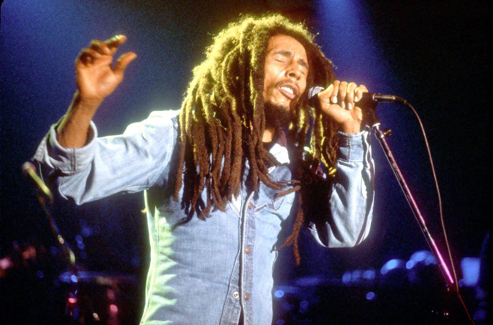 Bob Marley: WORLD FAMOUS PEOPLE: Bob Marley
