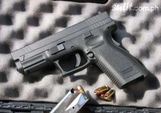 pistole hs 9
