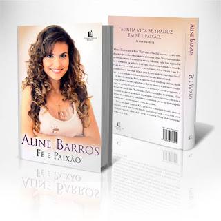 1d88292698196 Aline Barros acaba de finalizar sua autobiografia! O livro que está sendo  lançado pela editora Thomas Nelson Brasil conta toda sua trajetória.