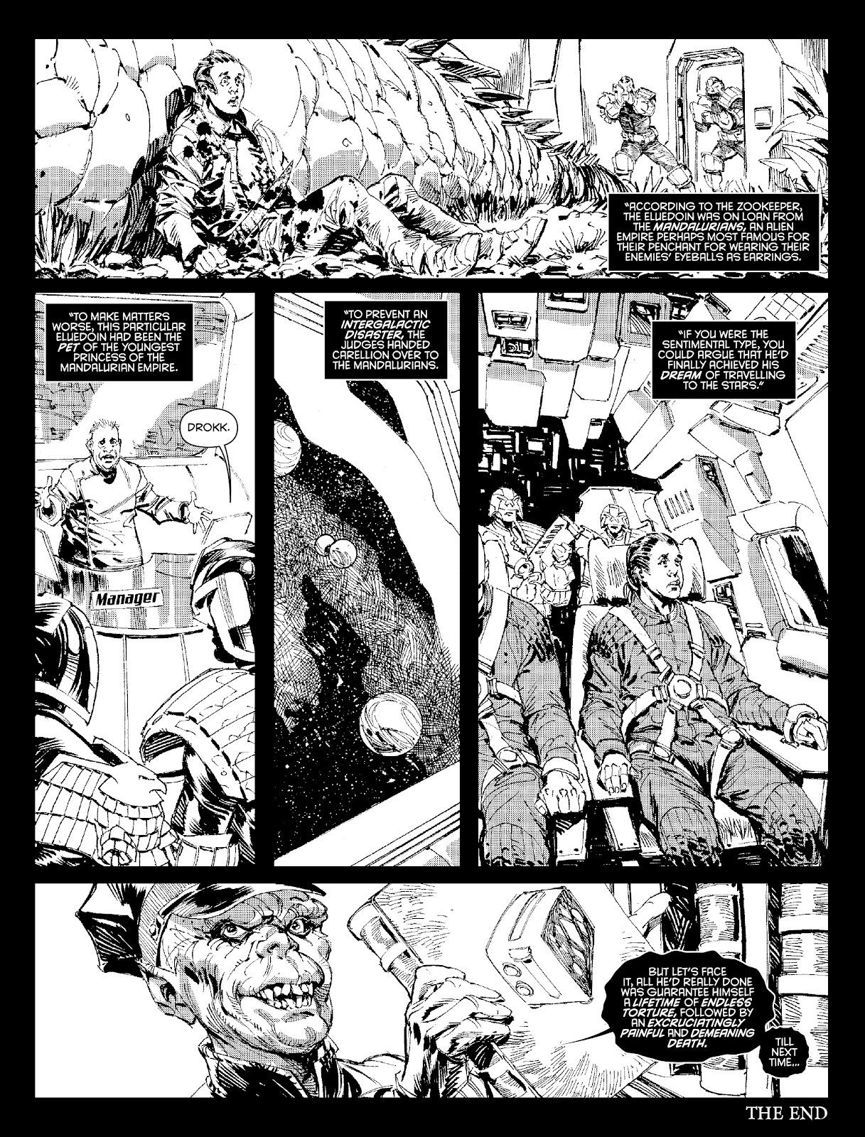 Judge Dredd Megazine (Vol. 5) Issue #381 #180 - English 33