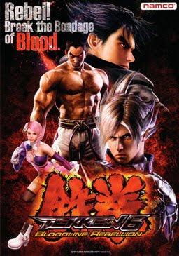 Tekken 6 bloodline rebellion скачать торрент