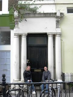 location del film Notting Hill