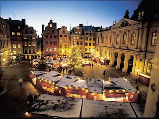 Aria di Natale a Stoccolma