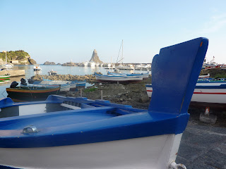 Barche ad Aci Trezza